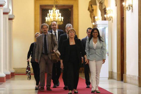 Foto: Gobierno de Venezuela