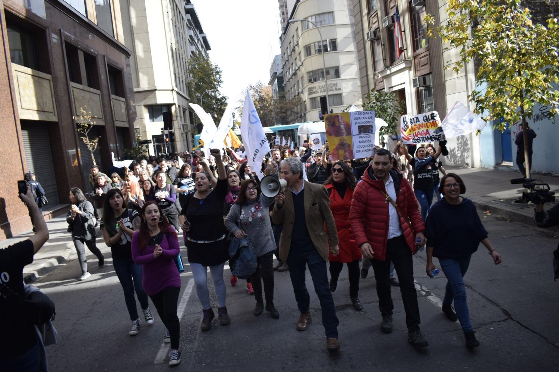 Foto: Colegio de Profesores