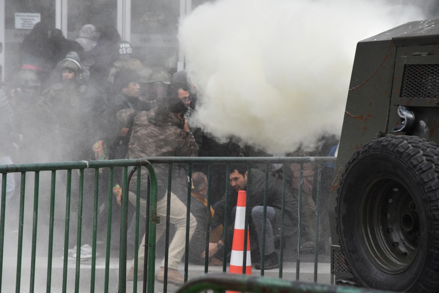 Fotografía facilitada por Mario Aguirre (Primera Línea Prensa)