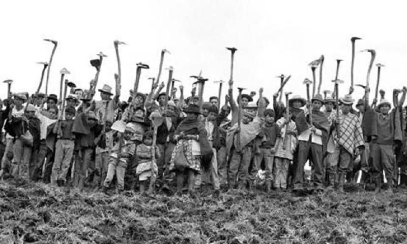 Foto: Centro de Documentación Mapuche