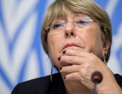 Bachelet llama a reducir de manera urgente la población carcelaria