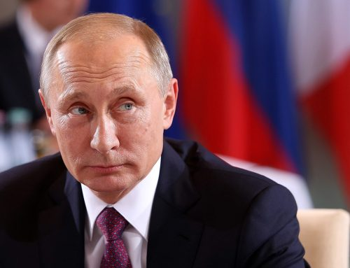 Vladimir Putin y el eterno poder