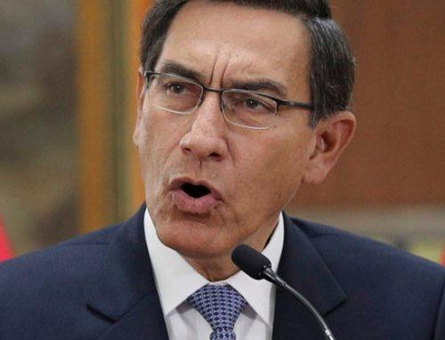 Martín Vizcarra y el tenso acuerdo con las clínicas privadas peruanas