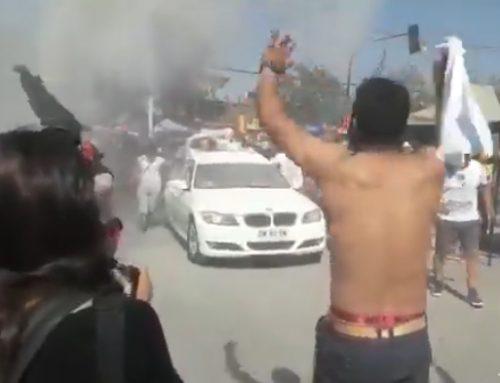 «Ya van a ver, ya van a ver, las balas que nos tiraron van a volver»: funeral y despedida de Mauricio Fredes