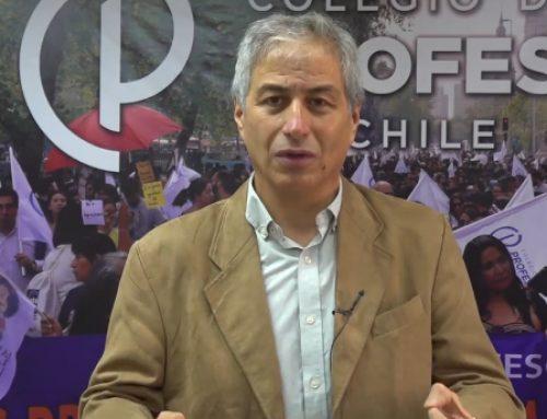 Profesores expresan su «rechazo absoluto» a aplicación de Ley de Seguridad del Estado a estudiantes: «Este gobierno tocó fondo»