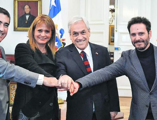 """La """"disputa partidista"""" en Chile Vamos y la esencia del proyecto neoliberal"""