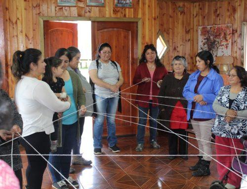 Agricultoras de Forrahue trabajan en la conformación de su propia cooperativa