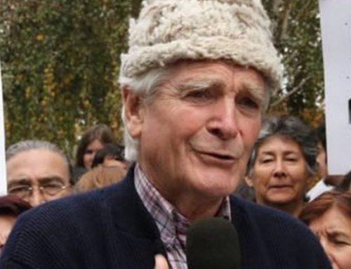 La indignación del cura obrero Mariano Puga con el régimen de Piñera
