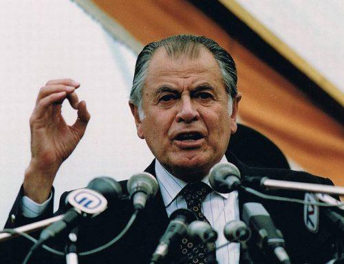 El regalo de la mayoria parlamentaria en 1989