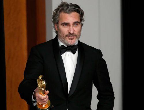 Ganador del Oscar Joaquin Phoenix puso en el debate público temática de los derechos animales