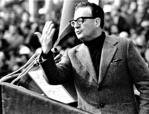 26 de junio, 112 natalicio del Presidente Salvador Allende