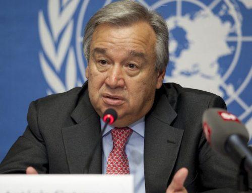 Secretario general de la ONU pide un alto al fuego mundial