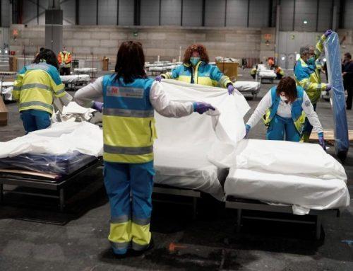 España supera a China en número de fallecidos por coronavirus: 3.424