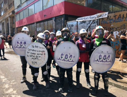 Organizaciones de La Reina en carta abierta a Sebastián Piñera piden la liberación de los jóvenes detenidos durante el estallido social