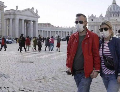 Crónica desde Italia: Y la peste entró en el Vaticano