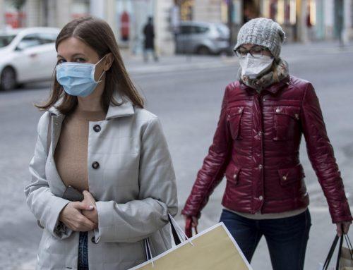 El coronavirus puede vivir en pacientes durante cinco semanas después del contagio
