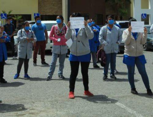 Maquiladoras y coronavirus