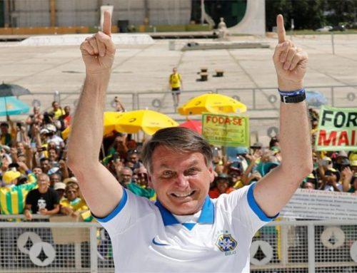Bolsonaro da positivo en prueba de Covid-19