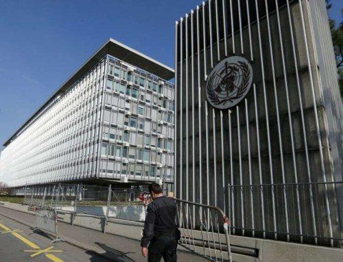 Periodistas denuncian falta de transparencia informativa de la OMS