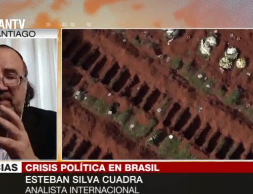 Silva Cuadra: Futuro de Brasil es sombrío si no sale Bolsonaro