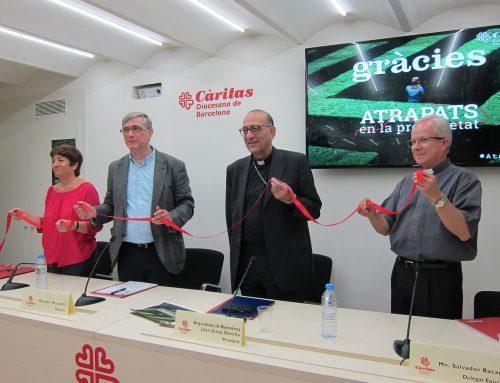 El negocio de la caridad en Barcelona