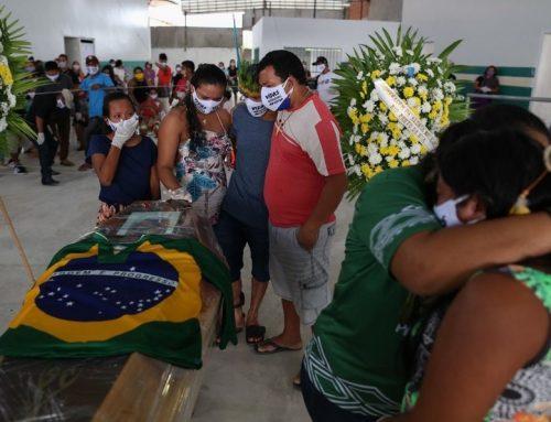 Coronavirus: el declive de Latinoamérica en cuatro semanas