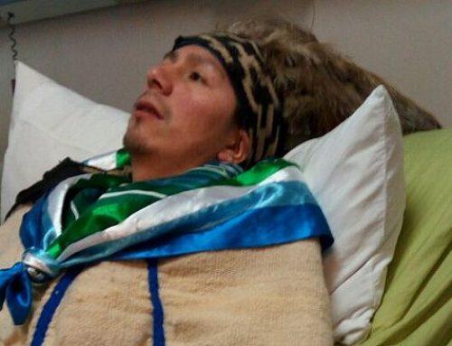 Declaración IC sobre los 54 días que cumple el machi Celestino Córdova en huelga de hambre