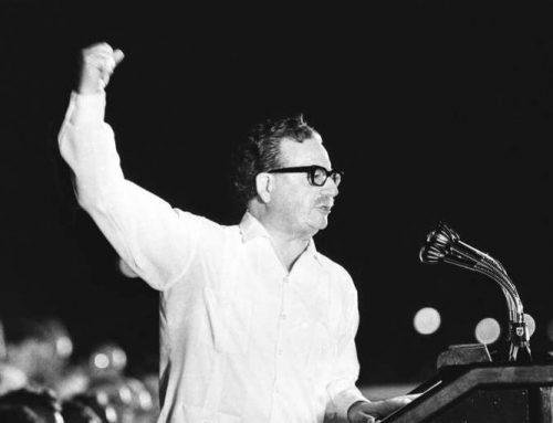 Salvador Allende ¡Presente!