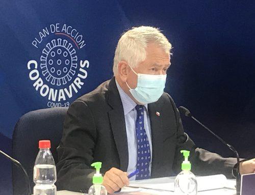 El Presidente Piñera va a terminar con el único ministro capaz