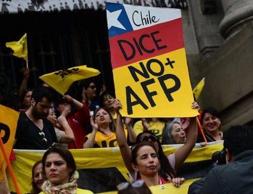 Las AFPs maltratan a las mujeres