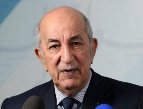 Relaciones chileno argelinas