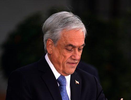 Piñera se puso la soga al cuello