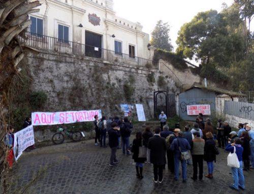 Juez condena a ocho miembros de la Armada por secuestro y torturas a adolescente de 17 años en el Cuartel Silva Palma