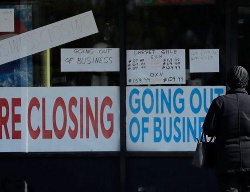 La economía estadounidense cae 32,9%, la peor contracción trimestral desde que hay registros