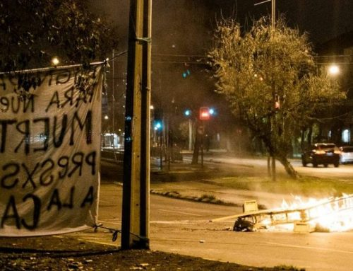 Crónica de la represión contra vecinos de Villa Olímpica durante las jornadas de protestas del 2 y 3 de julio