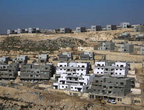 Declaración Pública: Solidaridad con Palestina, a rechazar la anexión de Cisjordania