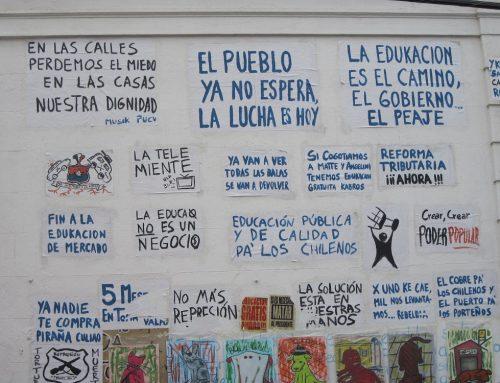 Educación Popular: La experiencia del Colectivo Paulo Freire