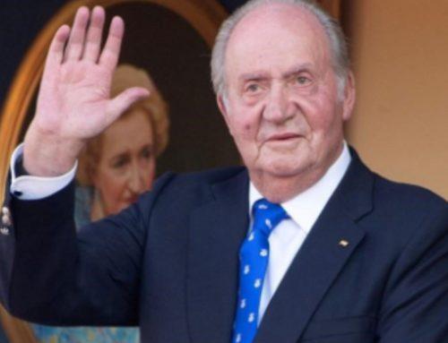 Juan Carlos de Borbón, es tu turno ¿por qué no hablas?