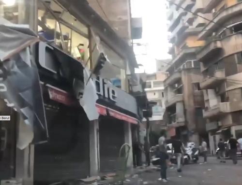 Al menos 50 muertos y miles de heridos por violentas explosiones en Beirut