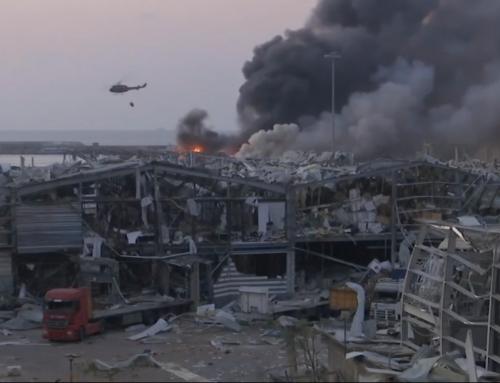 Catástrofe en Beirut: la mitad de la ciudad destruida, 300 mil sin techo