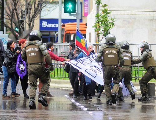 El sesgo político de carabineros se expresó con violencia también en Quillota
