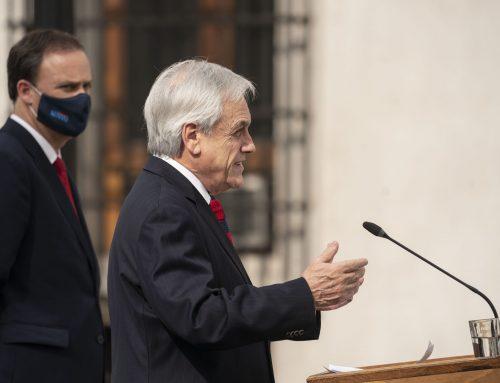 La misteriosa danza de millones del gobierno de Piñera