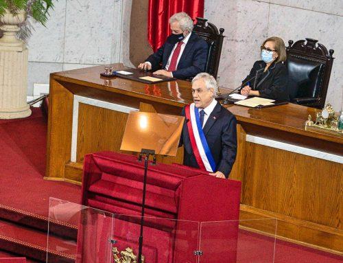 Cuenta pública de Piñera: una obscecada defensa de su gobierno y la expresión de su deterioro político